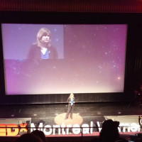 Lonergan, TED talk, women charity