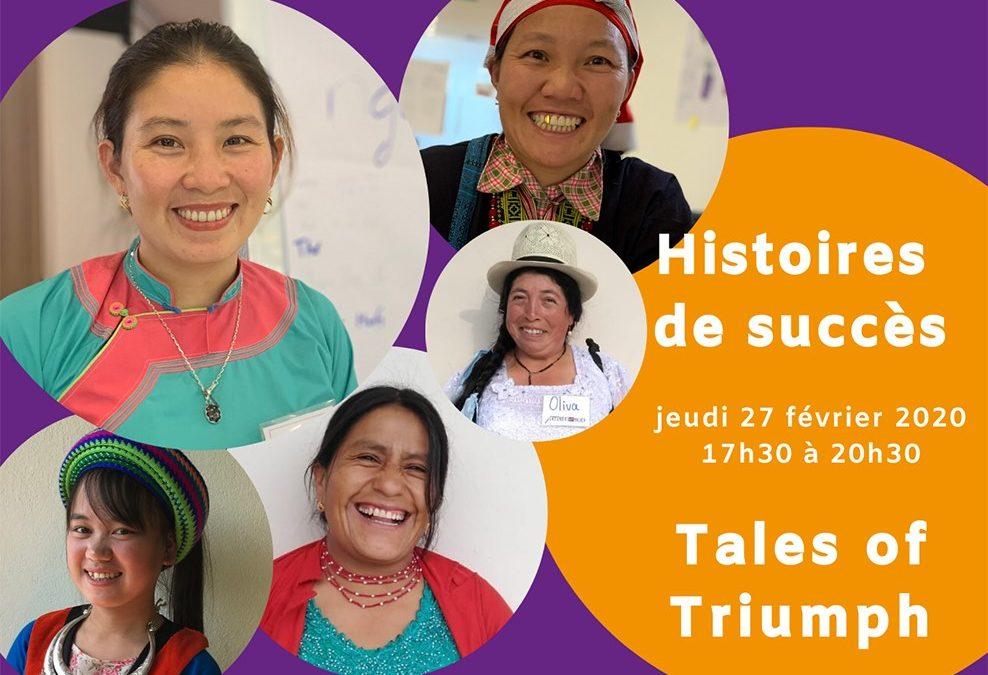 Tales of Triumph 2020